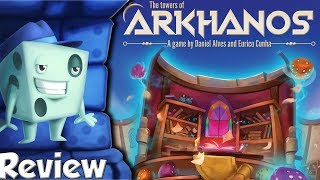 The Towers of Arkhanos Review - with Tom Vasel
