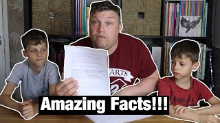 Amazing facts Science Sunday episode 16