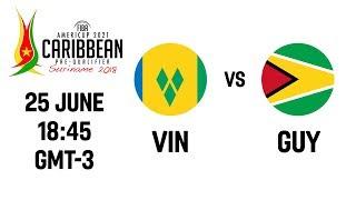 Сент-Винсент и Гренадины : Гайана