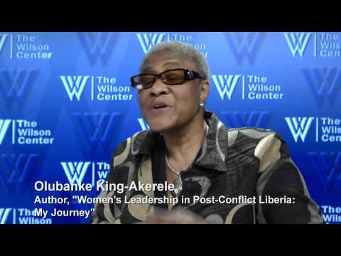 Olubanke King-Akerele - What is the situation in Liberia today? How much progress has occurred?