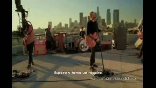Between the Raindrops  - Lifehouse (español)