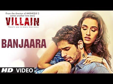 Ek Villain: Banjaara Video Song | Mithoon | Mohd. Irfan