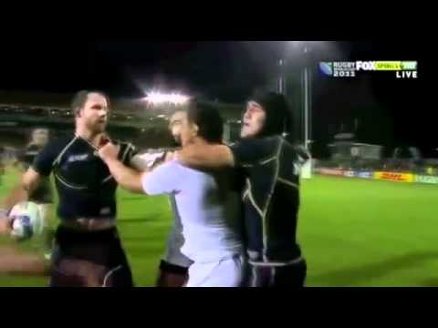 Georgia Rugby Team (CLIP)