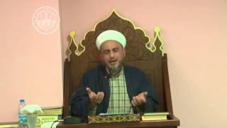 Yavuz Selim Ulusal Hoca Dua Aşura Programı 03.11.2014 Fatih Medreseleri