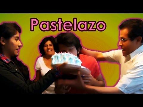 Pastel con crema de afeitar | Broma por el cumpleaños de Rafa, pastelazo. Bromas graciosas
