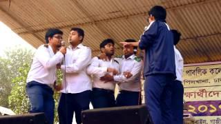 নাটক - আমরা || শিক্ষাসফর - বীরশ্রেষ্ঠ নূর মোহাম্মদ পাবলিক কলেজ || এইচ এস সি ব্যাচ '১৭