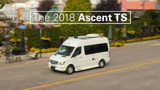 2018 Pleasure-Way Ascent TS Tour