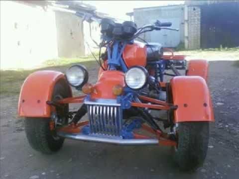 Квадроциклы из мотоблока своими руками