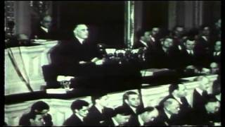 Franklin D. Roosevelt - Freedom of Speech and Worship