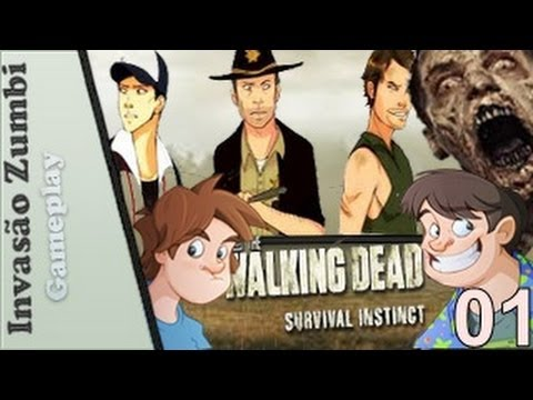 The Walking Dead Survival Instinct - Invasão Zumbi #01