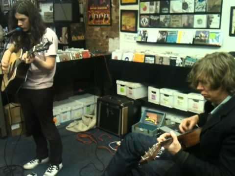 Kurt Vile and Thurston Moore -