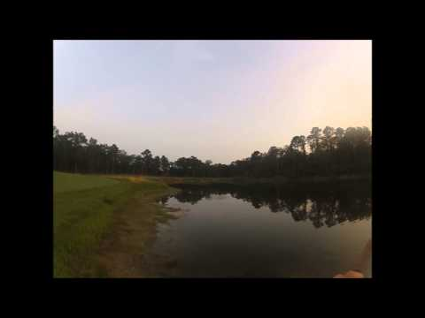New Jersey Golf Course Bass Fishing