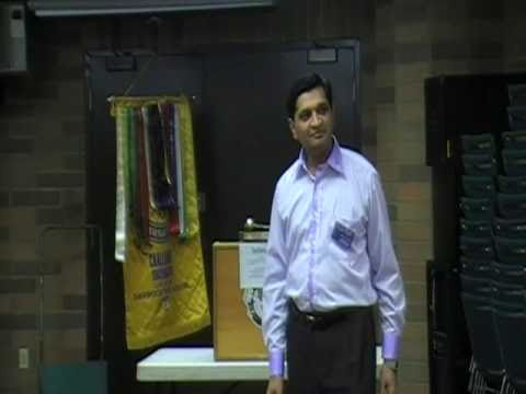 Trip to India (Speech) – Steve Pandya