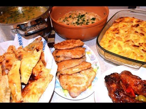Чем я кормлю семью, простые блюда. Часть 16