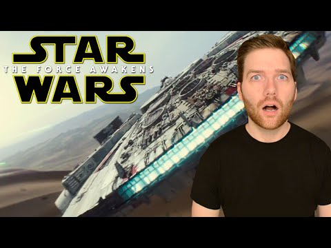 Star Wars: The Force Awakens Trailer - Review