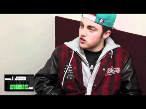 DJ Soundwave x Mac Miller Interview | www.IJustPlayTheMusic.com