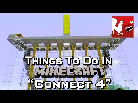 Things to do in: Minecraft - Connect 4