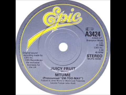 Mtume - Juicy Fruit (Dj ''S'' Bootleg Bonus Beat Extended Re-Mix)