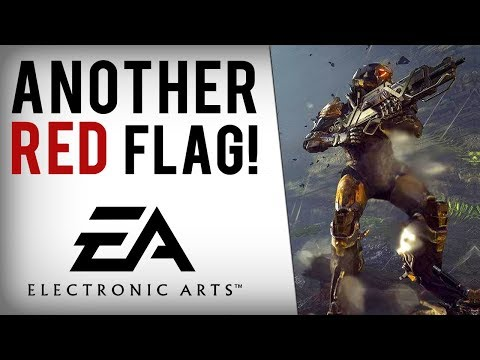 """EA's """"Live Service"""" Plans For Anthem Are Troubling..."""