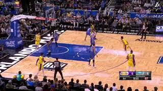 Brandon Ingram easy dunk