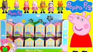 Peppa Pig Surprise Houses