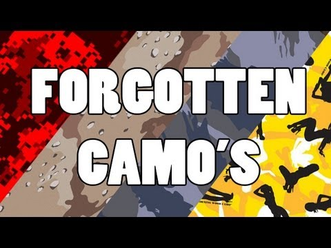 Pack a Punch Camo Black Ops 2 Black Ops 2 Lost Camos
