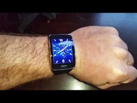 Samsung Gear S Smartwatch Quick Look