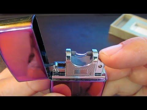 USB зажигалка Zippo (электронная зажигалка) [720p]