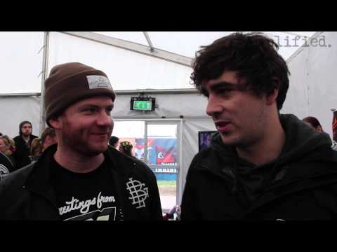 Enter Shikari Interview - Download Festival