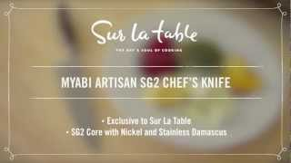 Miyabi Artisan SG2 Collection Chef
