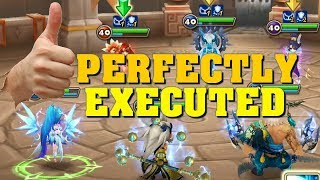Summoners War - PERFECTLY EXECUTED!