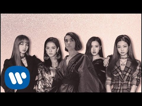 Dua Lipa & BLACKPINK - Kiss and Make Up (Official Audio) MP3