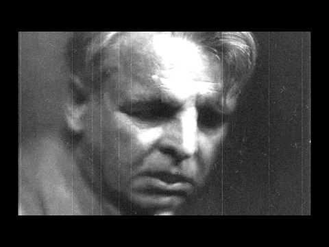 """William Butler Yeats """"An Irish Airman Foresees his Death"""" Poem animation"""