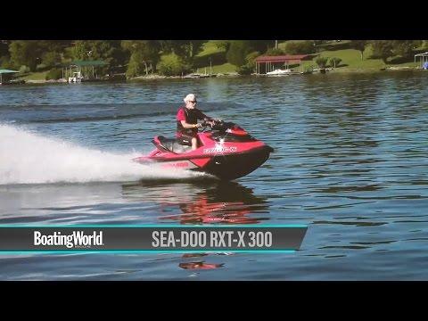 Sea-Doo RXT-X 300 – PWC Review