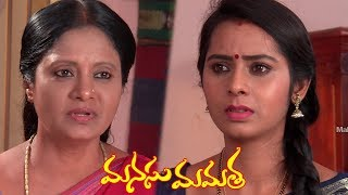 Manasu Mamata Serial Promo - 9th October 2019 - Manasu Mamata Telugu Serial