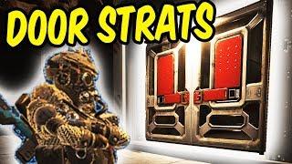 OP Door Strat - Apex Legends Funny Moments