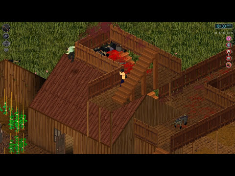 Project Zomboid - Sandbox Part 10 - Escape from Fort Rowe