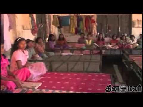 Sixth standard student gives birth in Orissa - Dinamalar Feb 12th News