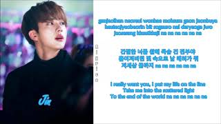 V Jin Bts It S Definitely You Rom Han Eng Color Picture Coded