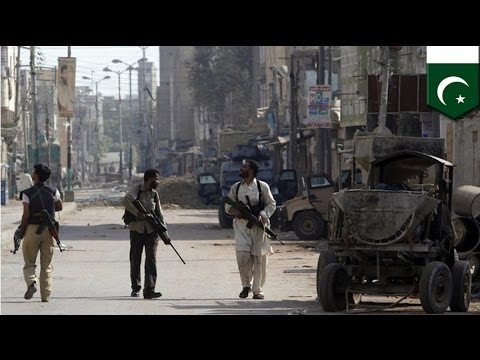 Pakistan gang fight: 14 dead in worst Karachi clash in months