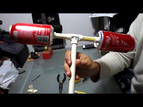 ✔ {facil}como hacer antena de television HDTV usando latas de refresco y pvc