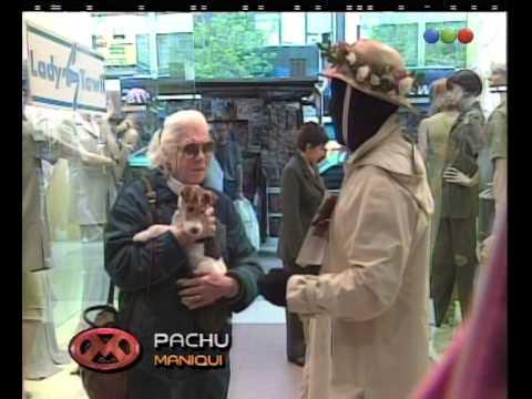 Pachu Maniquí - Videomatch
