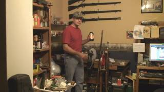 Cleaning blackpowder and pyrodex from guns.wmv