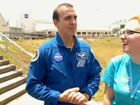 MSI Interview with Astronaut Rick Mastracchio