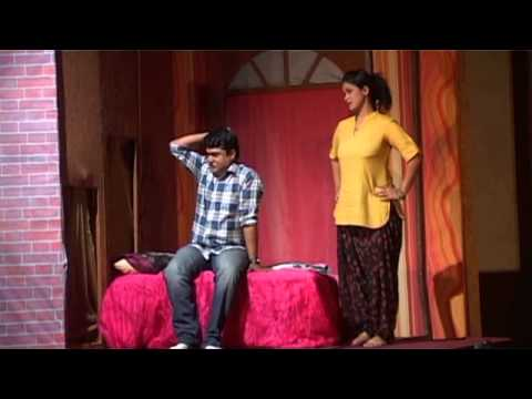 Promo Of Pati Hi-fi To Patni Wi-fi Gujarati Comedy Natak video