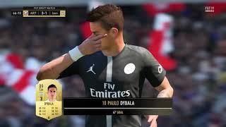 FIFA 19 Dybala Free Kick