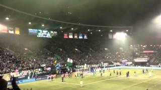 Farewell to 2013 Timbers