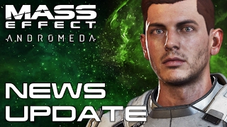 Mass Effect: Andromeda News | More Romance Options, Vetra/Drack Info, Multiplayer Details, & More!