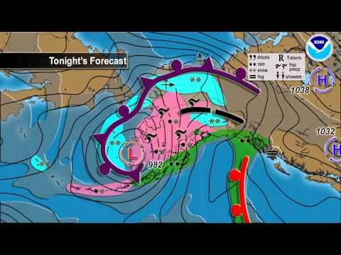 February 16, 2015 Alaska Weather Daily Briefing