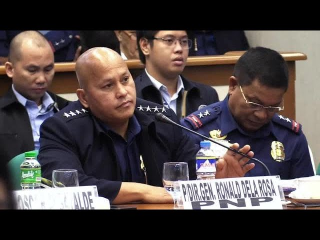President has last say on release of police report to Senate—Bato